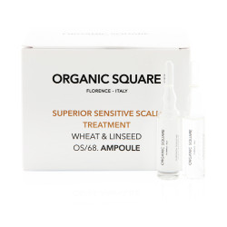 Organic Square Superior Sensitive Scalp Treatment - 6 ml