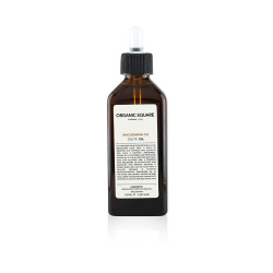 Organic Square Macadamia Oil - 100 ml