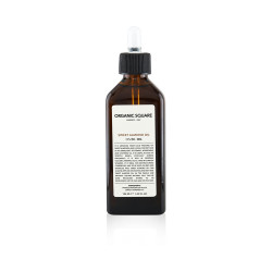 Organic Square Sweet Almond Oil - 100 ml