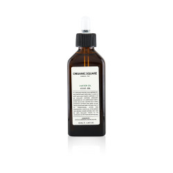 Organic Square Castor Oil - 100 ml