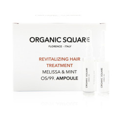 Organic Square Revitalizing Hair Treatment - 6 ml