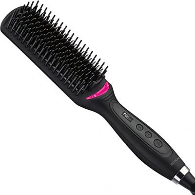 Revlon Salon One Step Straight And Shine XL Heated Brush