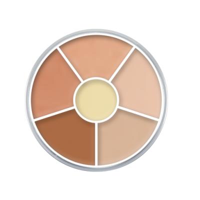 Kryolan Cream Color Circle - N 7W - Natural
