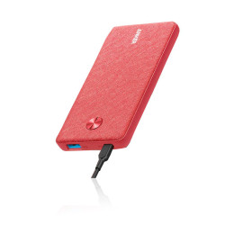 Anker PowerCore III Sense PD Powerbank 10000 mAh - Pink Fabric