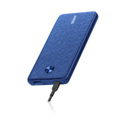 Anker PowerCore III Sense PD Powerbank 10000 mAh - Blue Fabric