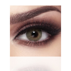 Bella - Contact Lenses - Elite Silky Green - Monthly