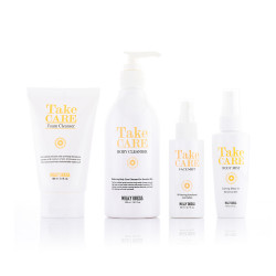 Milky Dress - Face & Body Take Care - Set of 4