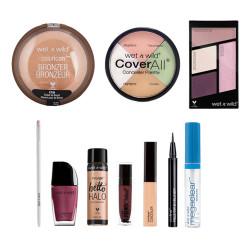 Wet N Wild - Dazzled Makeup Set