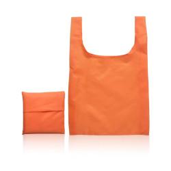 Recycle Shopping Bag - Orange