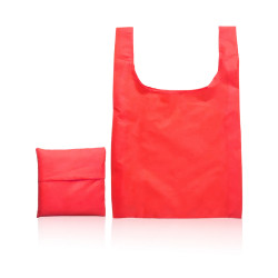 Recycle Shopping Bag  - Red