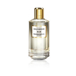 Mancera Gold Incense Eau De Perfume - 120 ml