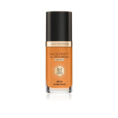 Max Factor FaceFinity All Day Flawless 3 In 1 Foundation - N 89 - Warm Paraline