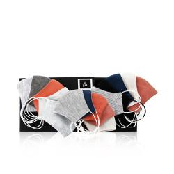 Sarah Al Saleh Fabric Fashion Face Mask - Family Box
