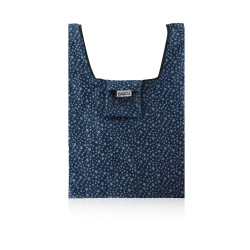 Recycle Shopping bag - Blue With Stars