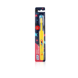 Tepe Kids Extra Soft Bristle Toothbrush For 3+ Years Old - Yellow