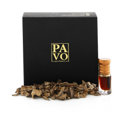 Pavo Royal Cody 1 Tola + 1/4 Oud - Grey Pouch