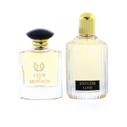 Club De Monaco Divine Eau De Perfume - 100 ml + Endless Love Eau De Perfume - 100 ml Fragrance Set - Unisex