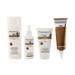 Pharmaceris Complete Program for Hair Growth - 90.000 Baby Hair in One Month and 100% Increase in Hair Thickness