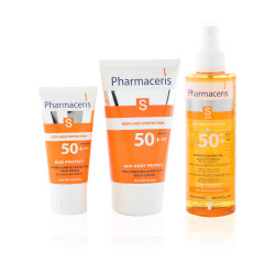 Pharmaceris Sun Protection for Face And Body And for Wet And Dry Skin