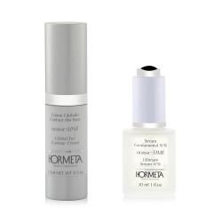Hormeta Global Eye Contour Cream 15 ML + Hormeta  Ultimate Serum - N 8 - 30 Ml