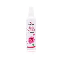 Aurolina Beauty Natural Spray Distilled Rose Water - 180 ml