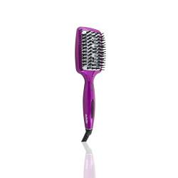 Babyliss - Fuchsia Ionic Hair Straight Brush