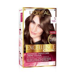 L'oreal Paris Excellence Cream - N 5 - Natural Brown