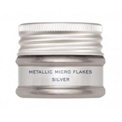 Kryolan Metallic Micro Flakes -Silver