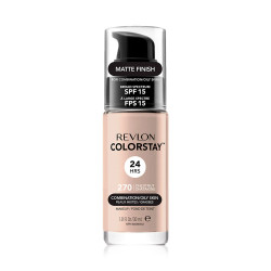 Revlon Color Stay Foundation oily and combination - N 270 - Chestnut