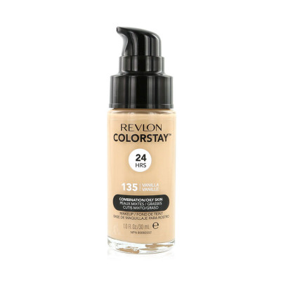 Revlon Color Stay Foundation oily and combination - N 135 - Vanilla