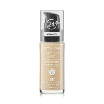 Revlon ColorStay Foundation Normal/Dry - N 180 - Sand Beige