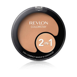 Revlon - Colorstay 2-In-1 Makeup and Concealer - Medium Beige