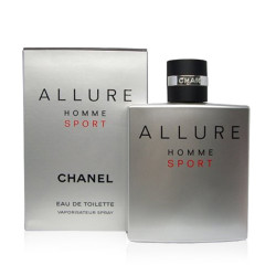 Chanel Allure Homme Sport Eau De Toilette for Men - 100 ml