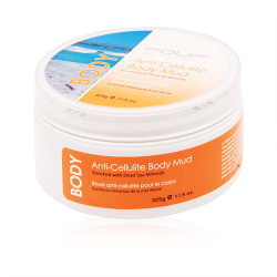 Fouf - Anti-Cellulite And Lifting Body Mud - 325g