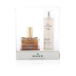 Nuxe Huile Prodigieuse Multi-purpose Oil and Fragrance Water 100 ml - Kit