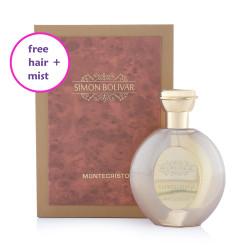 Simon Bolivar Montecristo Eau De Perfume  - 100 ml