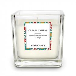 Berdoues Oud Al Sahraa Candle - 180 Gr
