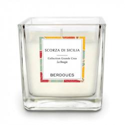 Berdoues Scorza Di Sicilia Candle - 180 Gr