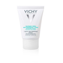 Vichy 7 Days Anti-Perspirant Treatment Deodorant Cream for Women - 30 ml