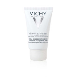 Vichy 24-Hour Deodorant Cream for Sensitive Skin - 40 ml