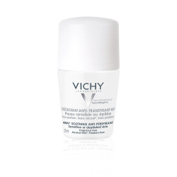 Vichy 48 Hour Soothing Antiperspirant Roll-On - 50 ml