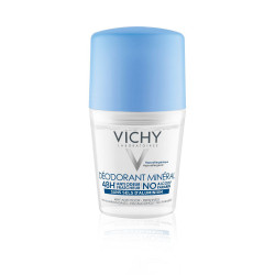 Vichy 48Hr Mineral Deodorant Roll-On - 50 ml