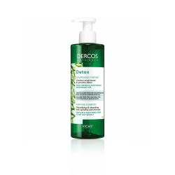 Vichy Dercos Detox Purifying Shampoo - 250 ml
