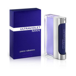 Paco Rabanne Ultraviolet Man Eau De Toilette for Men - 100 ml
