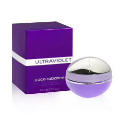 Paco Rabanne Ultraviolet Eau De Parfum For Women - 80ml
