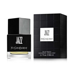 YSL Jazz Eau De Toilette for Men - 80 ml
