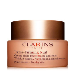 Clarins Extra-Firming Night Cream For Dry Skin - 50 ml