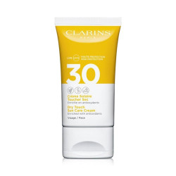 Clarins Dry Touch Suncare Face Cream With SPF 30 - 50ml