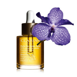 Clarins Blue Orchid Face Treatment Oil - 30 ml
