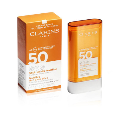 Clarins Suncare Face Stick SPF 50+ Stick 17g